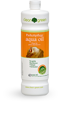 clean & green aqua oil