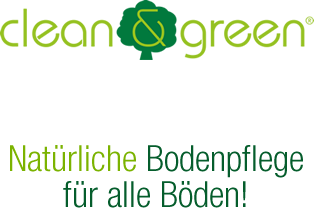 clean & green Logo