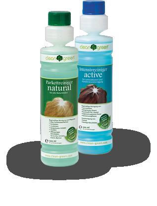 clean & green active und natural