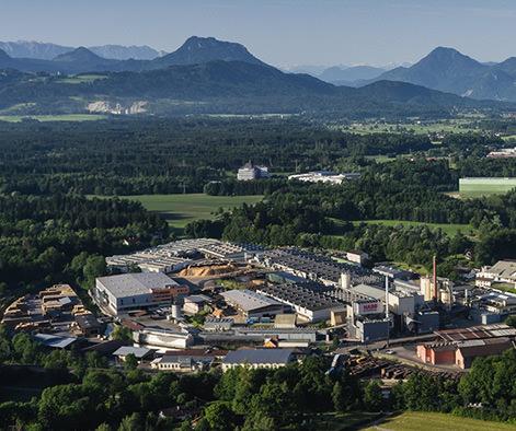 Luftbild Hamberger Industriewerke